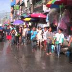 MMDA inspects stalls and sidewalks along Taft Avenue, Pasay and Baclaran