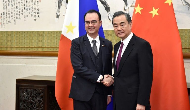 China, Philippines agree 'prudent' cooperation on joint sea exploration