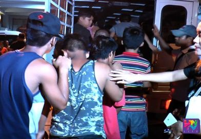 Accosting night-time idlers, ordinance offenders not a prelude to martial law – PNP