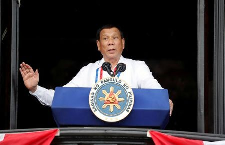 Duterte says will not seek second term under new constitution
