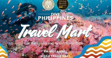 New PHL tourism campaign to showcase world class dive destinations