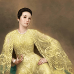 LOOK: Kris Aquino's 'Crazy Rich Asians' role immortalized in painting