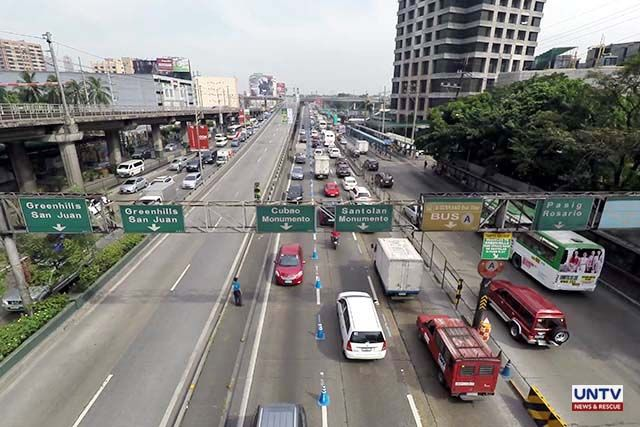 MMDA defers Aug. 23 implementation of HOV policy