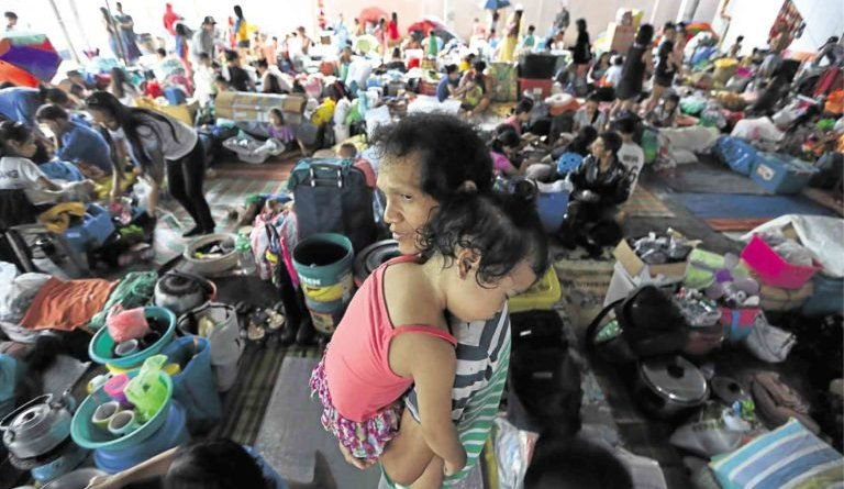Anyare, mayor? 10 local execs face sanctions for negligence during 'Ompong'