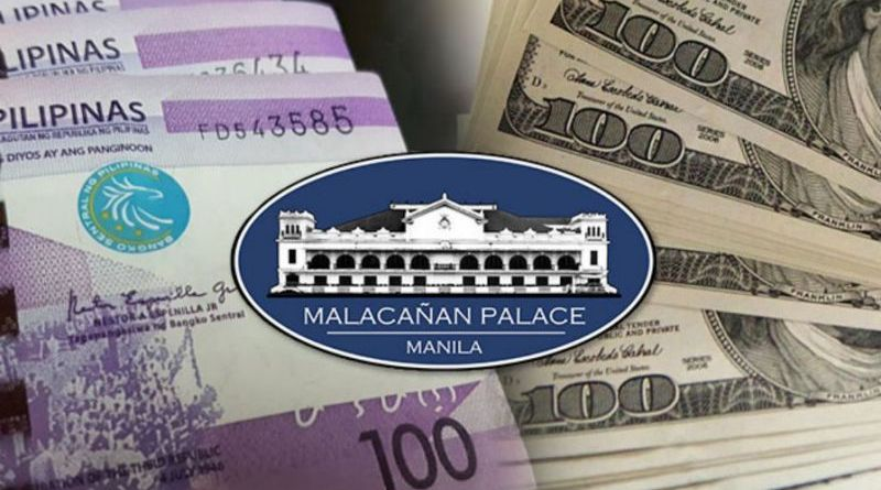 Malacañang confident of PHL peso's recovery vs US dollar