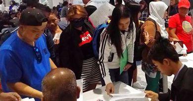 109 undocumented OFWs return home from Dubai