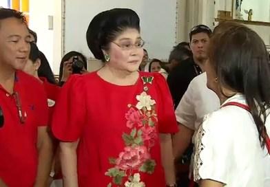 Albayalde on Imelda Marcos' arrest: We have to consider her age and health