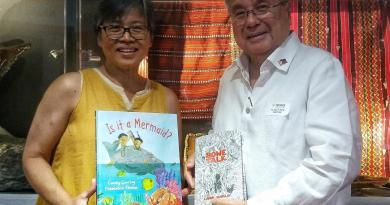 Books by Filipino Author Nominated in UK's Oldest Children's Book Awards