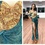 Catriona Gray's planned third gown for Miss Universe revealed by designer