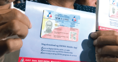 OWWA launches OFW e-CARD
