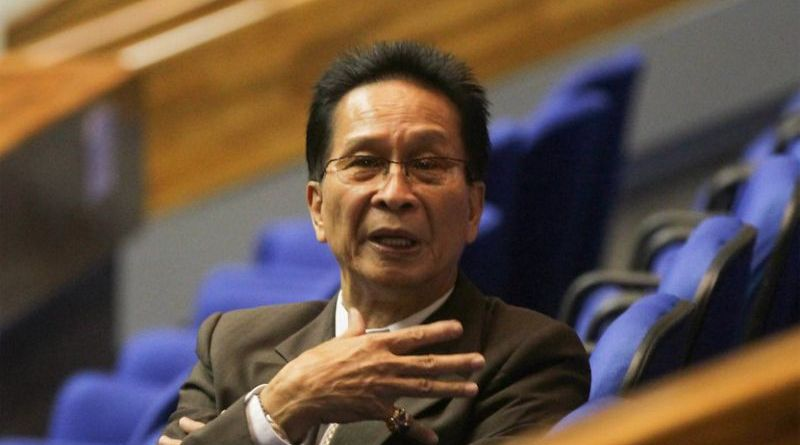 Panelo slams bishop critical of Duterte; says clergyman is the real 'disgrace'