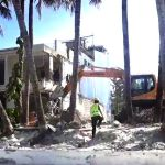 Forced demolition begins on illegal structures in Boracay beachfront