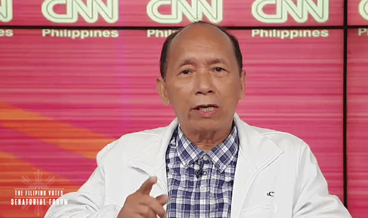 Candidate vows to go after Marcos' ill-gotten wealth if elected to Senate