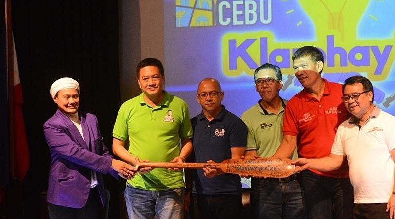 Otso Diretso bets vow to address Cebu's water, urban poor concerns