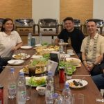 Sara, Paolo Duterte meet with 3 House speaker bets