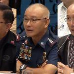 Albayalde accused of blocking dismissal of subordinate 'ninja cops'