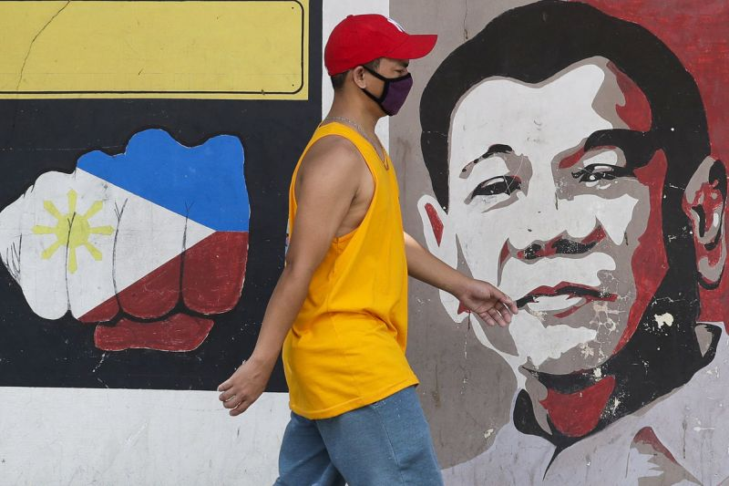 Philippine president seeks powers over firms, supplies ...