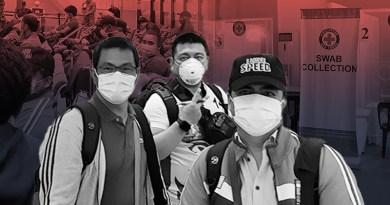 OFWs struggle through prolonged quarantine in gov't 'VIP treatment'