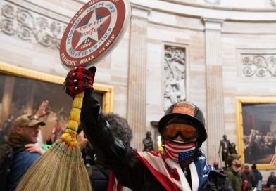 'Walis tambo' spotted during US Capitol riot