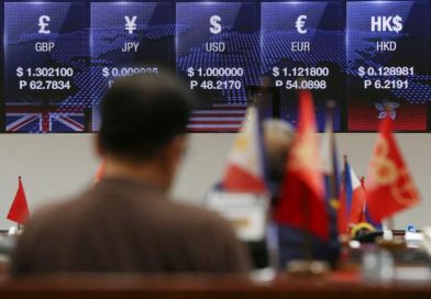 Philippine Remittances See First Drop Since 2001