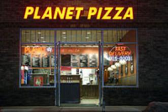 Shelton Planet Pizza