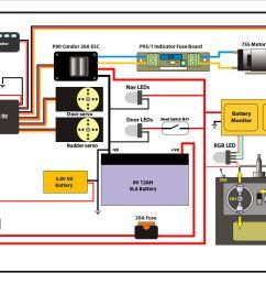bait boat wiring diagram wiring diagram inside bait boat wiring diagram bait boat wiring diagram [ 1123 x 794 Pixel ]