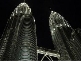 Torri Petronas (Kuala Lumpur)