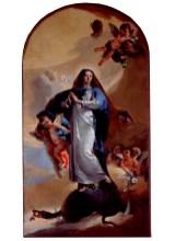 19 - Giambattista Tiepolo, Immacolata Concezione- Vicenza, Musei Civici, Pinacoteca di Palazzo Chiericati