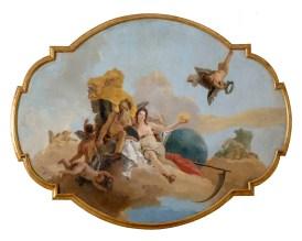 20 - Giambattista Tiepolo, La Verità svelata dal Tempo- Vicenza, Musei Civici, Pinacoteca di Palazzo Chiericati (2)