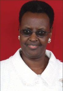 Janet Museveni, First Lady of Uganda