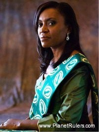 Thandiwe Banda, First Lady of Zambia