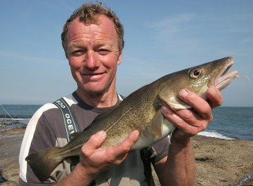 a cod from Ravenscar