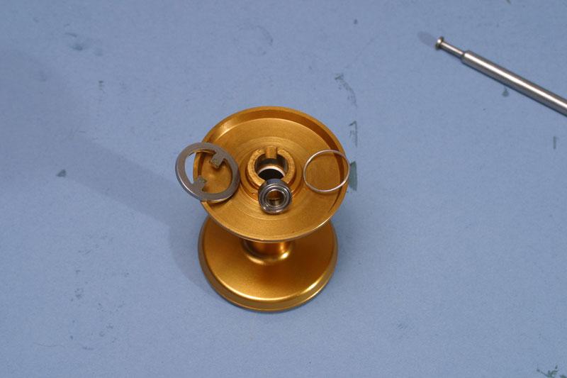 Step 6 - Penn 525 Mag T reel tuning guide