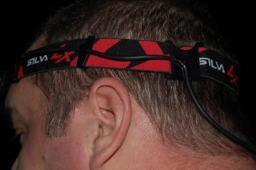 Silva LX – 5W LED Headlamp head band
