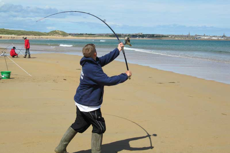 Sea Angling for Beginners - Rod Types | Planet Sea Fishing