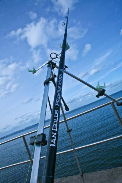 Sea Angling for Beginners - Rod Types beachcasting