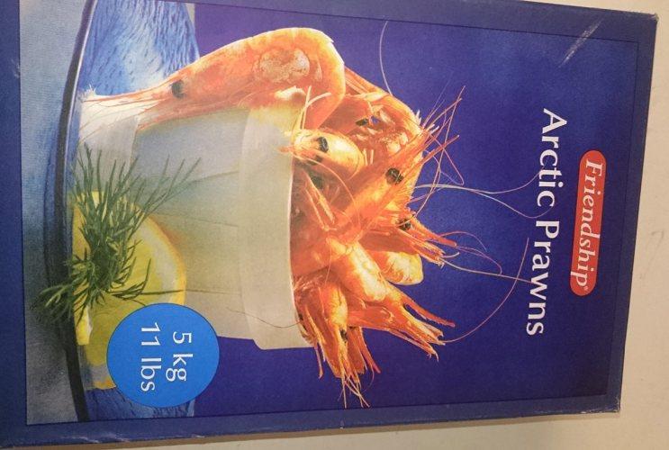 the prawn baits