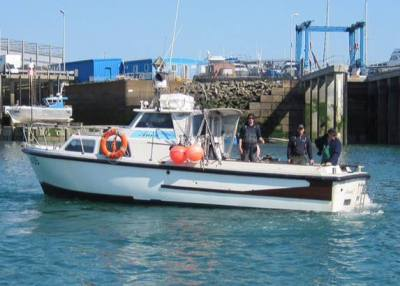 charter boat fishing Jersey