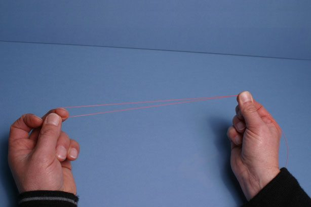 Step 1 - How To Tie The Spider Hitch Knot