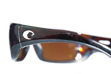 Costa Blackfin Sunglasses hinge
