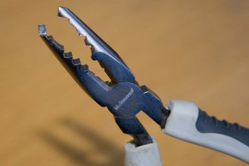 Grauvell Teknos Pliers sharp end