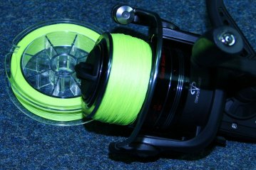 Momentum 4 X 4 braid on reel