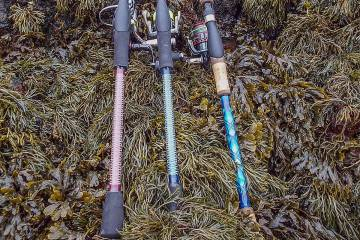 St Leger Renegade Spinning Rods