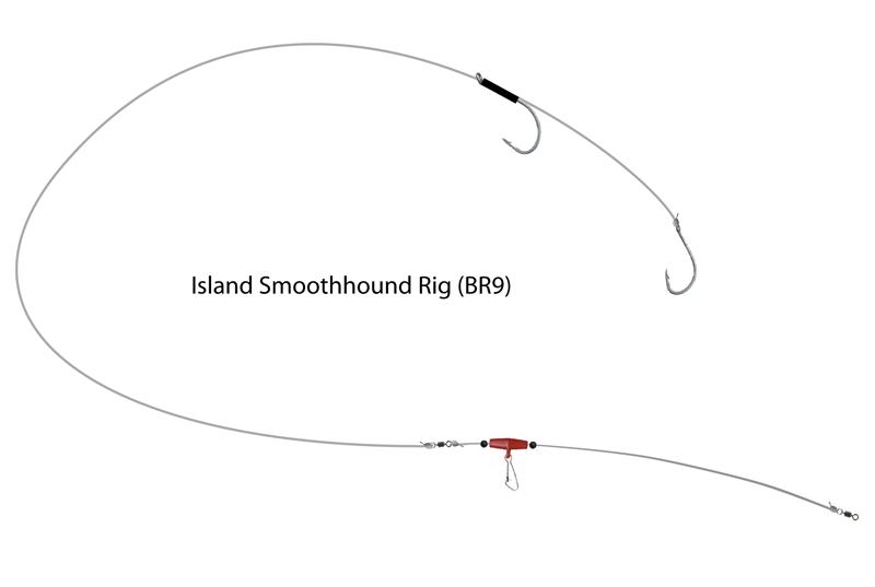 UK Hooks Boat Rigs diagram hound