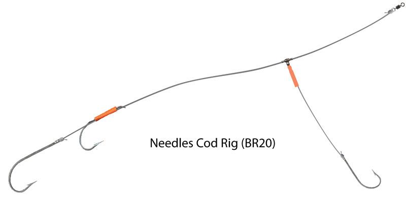 Uk hooks boat rigs planet sea fishing for Cod fishing rigs