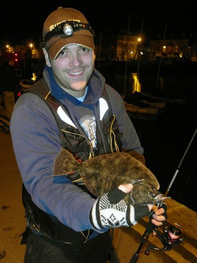 LRF Winter Flounder fish