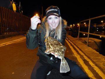 LRF Winter Flounder Lolly fish