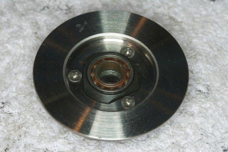 Shimano Tyrnos 10 Strip Down Maintenance drag plate