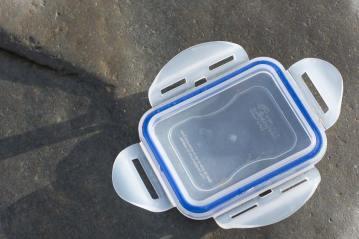 Gulp and Isome Bait storage tub lid