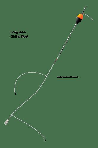 long stem float rig